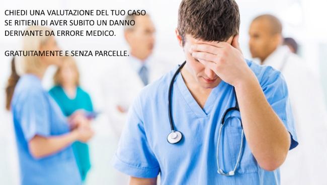 Risarcimento Malasanità Studio 2M Palermo