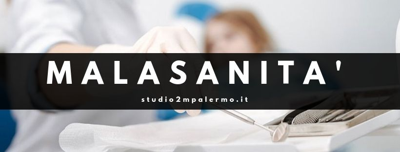 malasanità con Studio 2M - Palermo e Sicilia